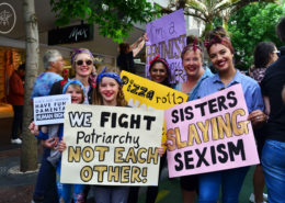 Women's March Auckland by Devel | Women's March Aotearoa New Zealand