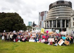 Women's March Wellington