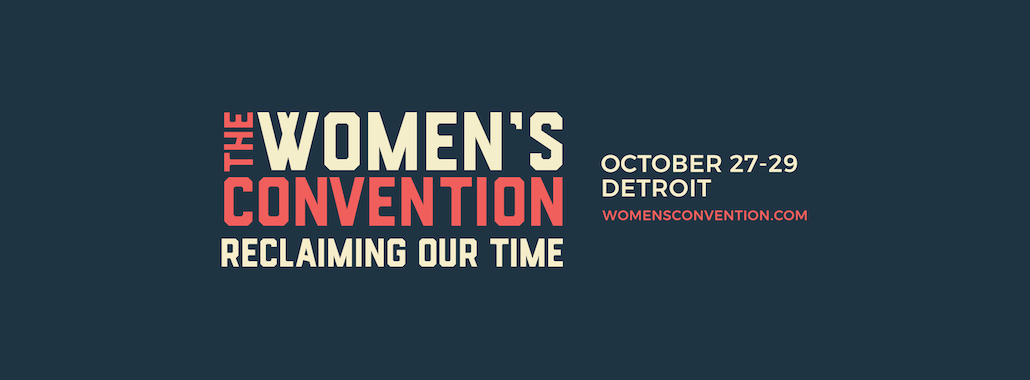 Womne's Convention October 2017