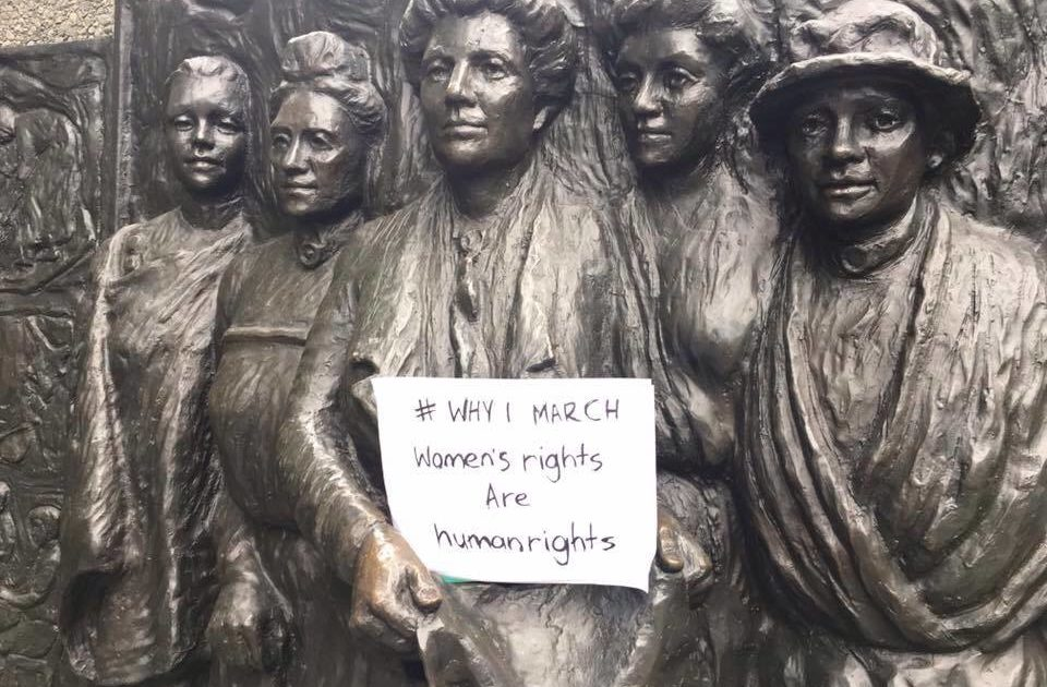 About Women's March Aotearoa New Zealand