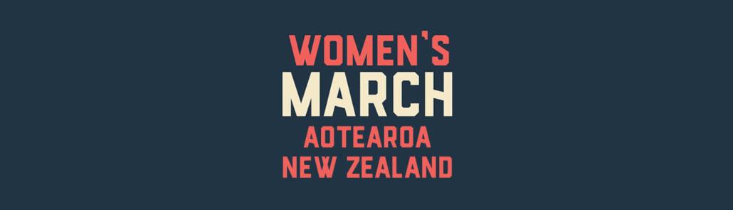Womens March Aotearoa New Zealand