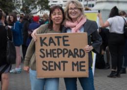 Kate Sheppard Sent Me