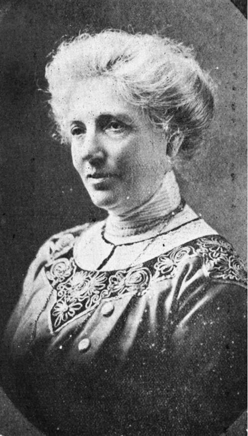 Kate Wilson Sheppard, circa 1914