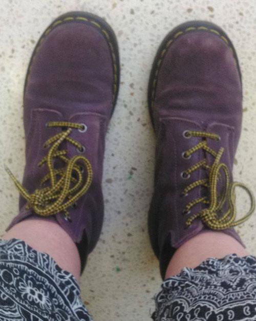 #VotingShoes